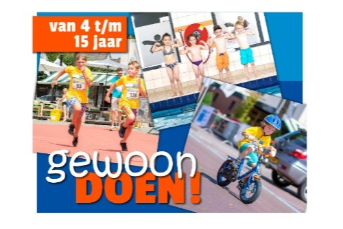 Jeugdtriathlon Someren 2020